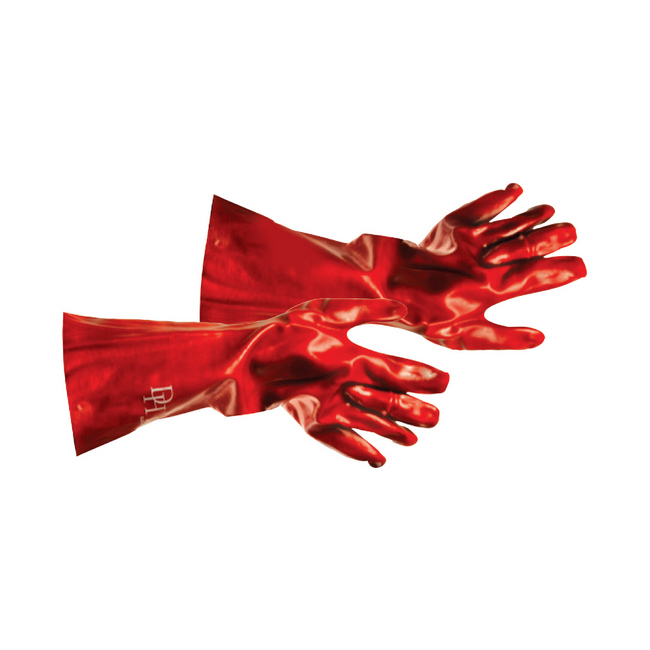 Picture of PVC Dipped Gloves - Elbow - TOOG726A