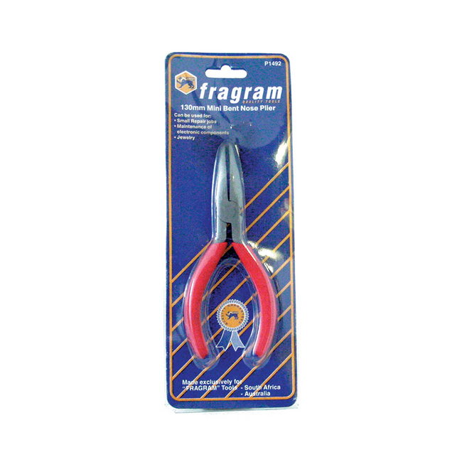 Picture of Bent Nose Plier - Mini - 130mm - TOOP1492