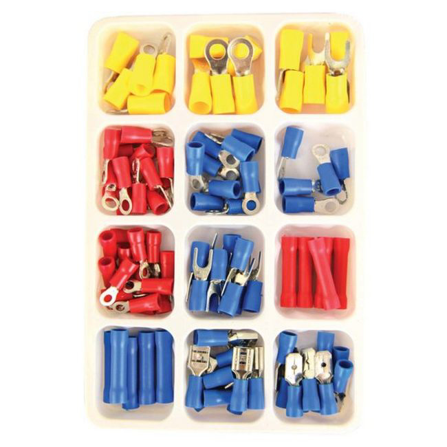 Picture of Crimping Tool Set - 100 Piece - TOOC107