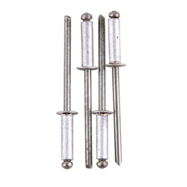 Picture of Rivets - Aluminium - 3.2 x 18mm - Pack of 100 - TOOR1655