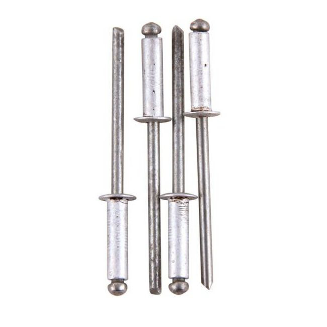 Picture of Rivets - Aluminium - 4.0 x 10mm - Pack of 100 - TOOR1658