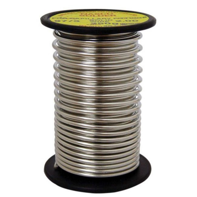 Picture of Solid Solder Wire - 250g - 2.0mm - TOOS1699