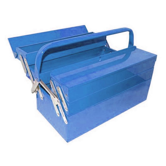 Picture of Tool Box - 5 Tray - Metal - 49 x 27 x 24 cm - TOOT2580