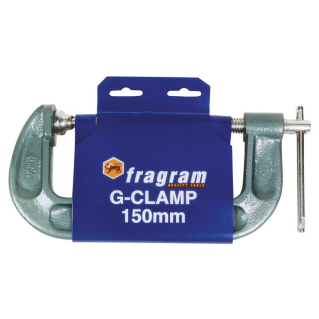 Picture of G Clamp - Heavy Duty - 300mm - TOOC156