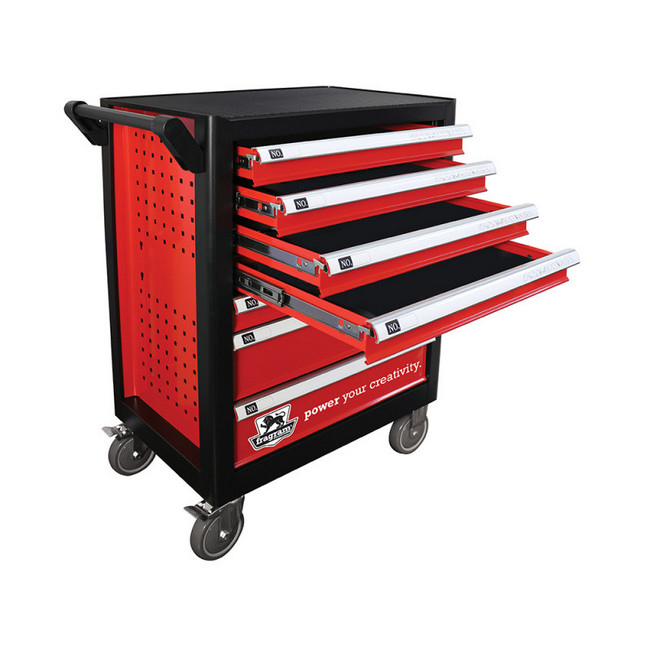 Picture of Tool Trolley Cabinet - 7 Drawers - 43 x 64 x 83cm - TOOT2609