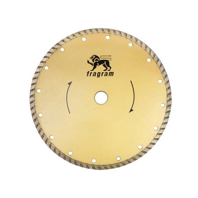 Picture of Cutting Blade - Turbo Diamond - Grit Stone - 115mm - TOOB132