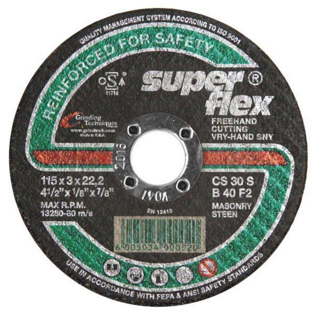 Picture of Mason Cutting Disc - 115mm - TOOW4345