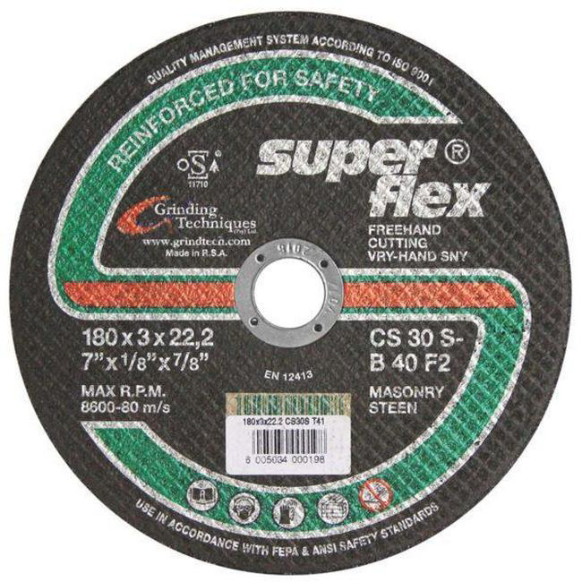Picture of Mason Cutting Disc - 180mm - TOOW4356