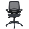 Maximum user weight: 120kg, material: mesh back and seat, office chair, chairs, desk chair, typist c.