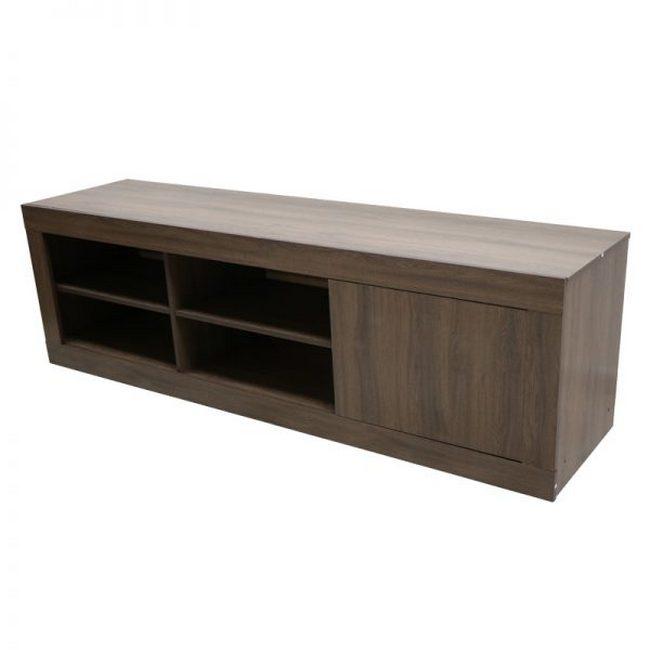 Picture of TV Unit - Crest - 55 x 45 x 180 cm - Wood Brown - LH31064