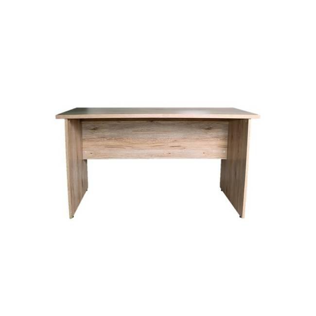 Picture of Office Desk - Galaxy - 75 x 60 x 135 cm - Sanremo Oak - TF-1350