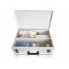 Picture of First Aid Kit - Factory Regulation 7 - Metal Box and Contents -  46 x 14 x 31 cm - FAK5004