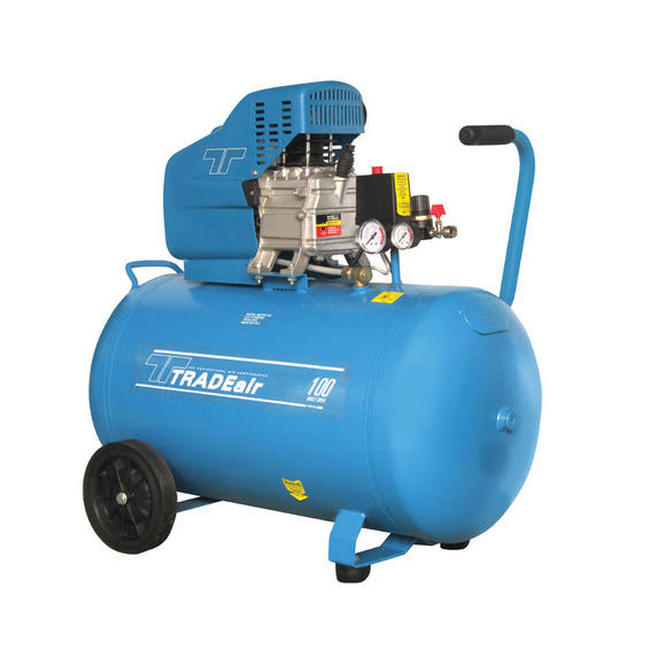 Picture of Compressor - Lubricated - 100L - 1.5kW - 2.0HP - MCFRC103