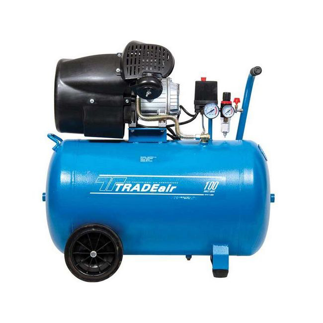 Picture of Compressor - Lubricated - V Head - 100L - 2.2kW - 3.0HP - MCFRC113