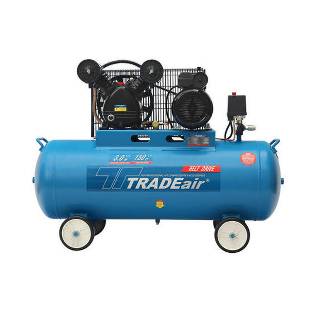 Picture of Compressor - Lubricated - Cast Iron - V Head - 150L - 2.2kW - 3.0HP - MCFRC222