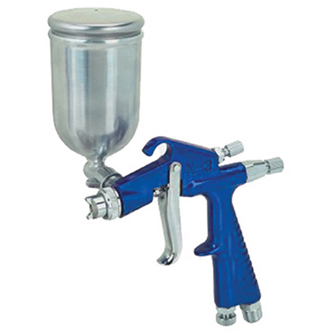 Picture of Spray Gun - Mini Gravity Feed Touch Up Gun - K3 - Pneumatic - TOOS1742