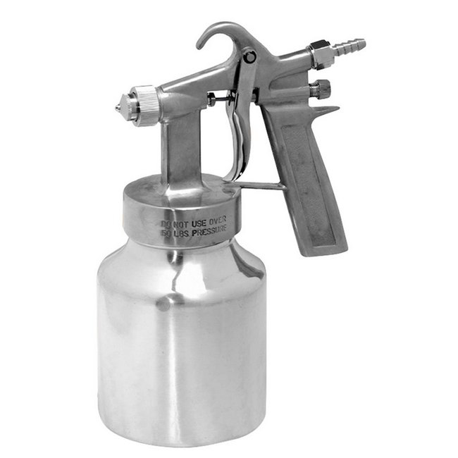 Picture of Spray Gun - Suction Feed - Low Pressure - Pneumatic - TOOS1784