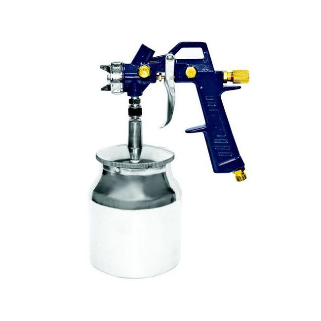 Picture of Spray Gun - Suction - Pneumatic - PAB1207