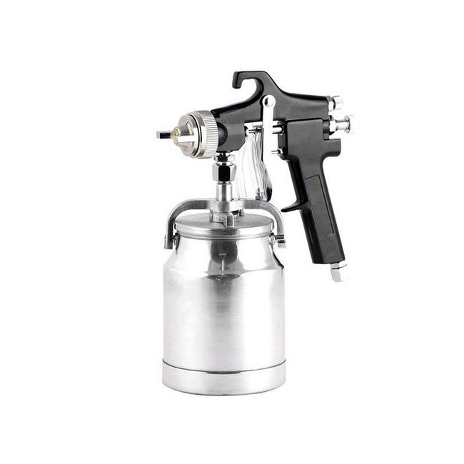 Picture of Spray Gun - Suction Feed - High Pressure - Pneumatic - TOOS1785