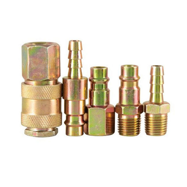 Picture of Air Hose Coupler Set - 8mm - 5 Piece - TOOC348