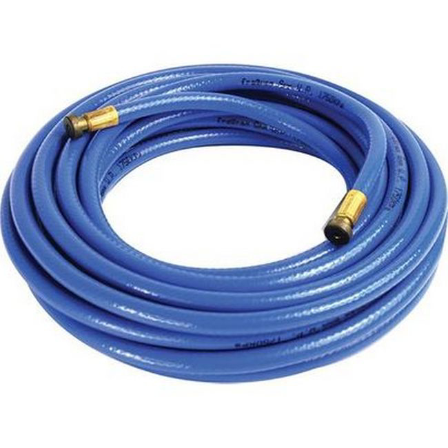 Picture of High Pressure Hose - Airline Hose With Fittings - PVC - 6mm x 10m - TOOH910