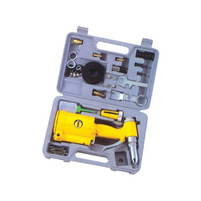 Picture of Air Hydraulic Riveter Kit - Professional - Pneumatic - PUAT6015K