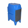 Picture of Plastic Shoe Locker - Solid Door - Stackable with Feet - 47.5 x 30 x 72 cm - PA288A