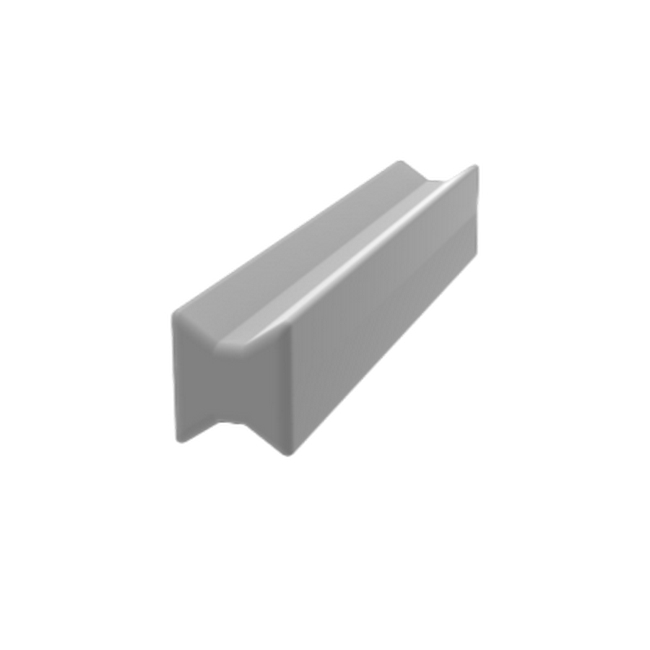 Picture of Plastic Locker - Dovetail Locking Slide Connector - PA292