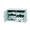 Picture of Hazardous Material Safety Cabinet - Acid and Alkali - SL-Line - Under Bench Double Door - 110 x 57 x 60 cm - IASE30619-1