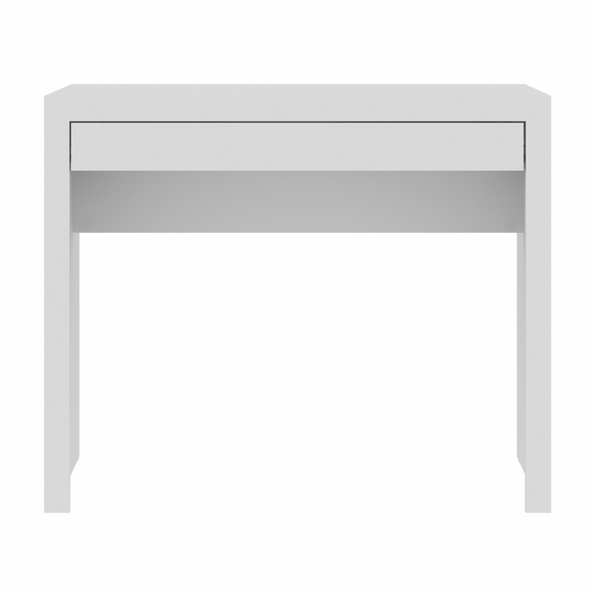 Picture of Office Desk - Drawer - 74.5 x 46.5 x 90 cm - White - ME4107.0001
