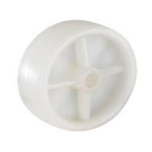 Picture of Castor Wheels - Nylon - Loose Wheel - White - 100mm - TOOC459