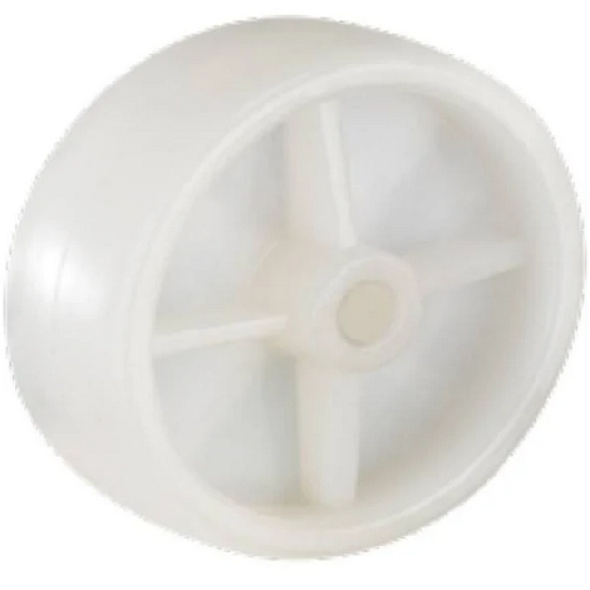 Picture of Castor Wheels - Polypropylene - Loose Wheel - White - 75mm - TOOC490