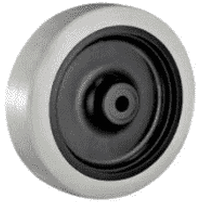 Picture of Castor Wheels - Thermoplastic Rubber - Loose Wheel - 125mm - TOOC502
