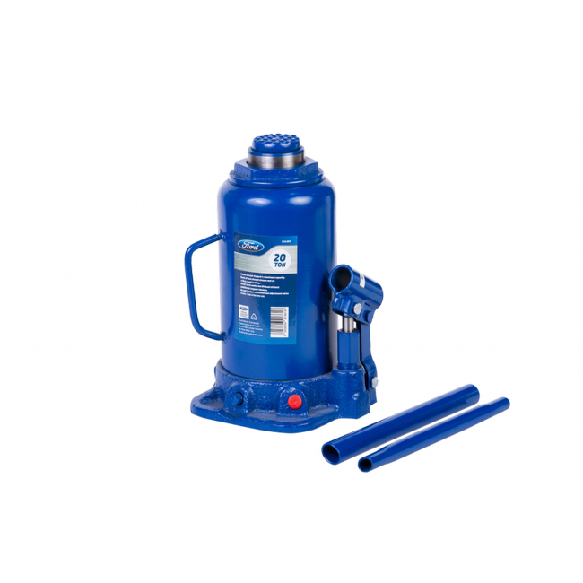 Picture of Hydraulic Bottle Jack - With Handle - 20 Ton - FCA-037