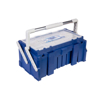 Picture of Toolbox - Plastic - Metal Lock - 56.5 x 31.5 x 24.6 cm - FHT-0319