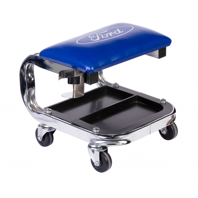 Picture of Car Seat - Steel - 4 Wheels - 40 x 45 x 40 cm - FCA-035