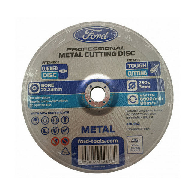 Picture of Cutting Disc - Metal - 115 mm x 3 mm - FPTA-1039