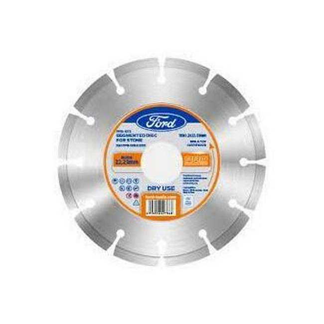 Picture of Cutting Disc - Stone - Segmented - 115 mm x 1.2 mm - Dry use only - FPTA-1076