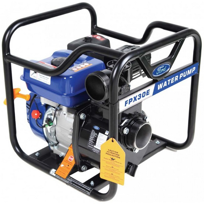 Picture of Water Pump - Gasoline - 3 inches - FPX30E