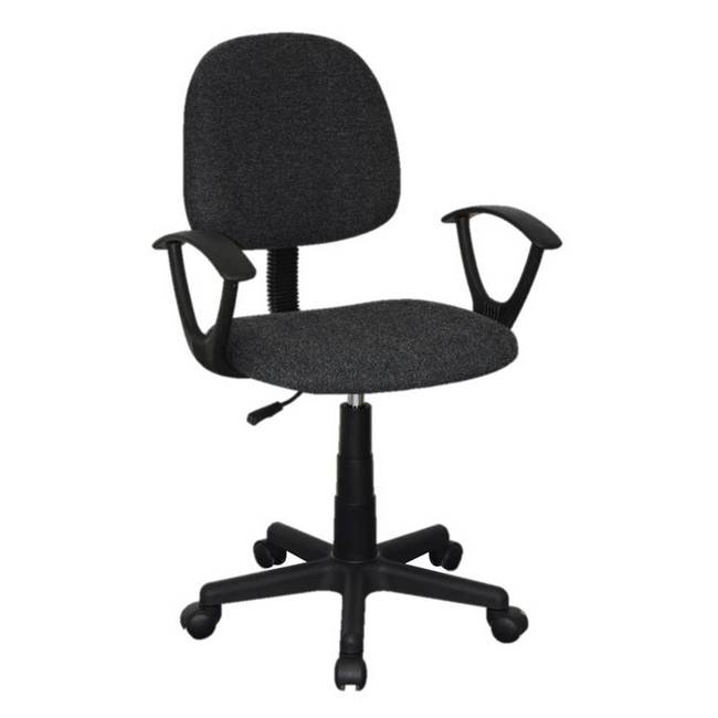Maximum user weight: 80kg, material: fabric, office chair, chairs, desk chair, typist chair.