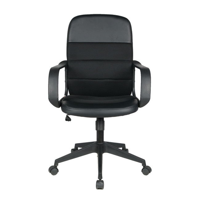 Maximum user weight: 120kg, material: polyvinyl chloride, office chair, chairs, desk chair, typist c.