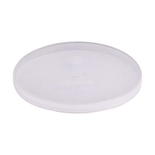Separate lid for the take away container (size 35ml, take away containers, takeaway packaging.