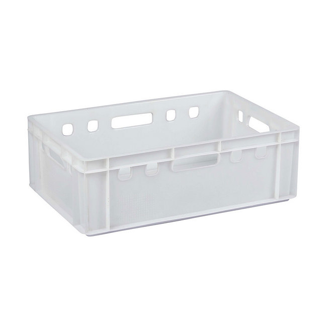 Material: polypropylene, source: virgin, storage box, plastic storage box, plastic container.