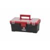 Material: polypropylene, source: virgin, storage tool box, plastic tool box, tool box.