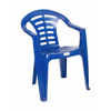 Picture of Plastic Chair - Low Back - Madrid - Colour Options - CH-MDLB