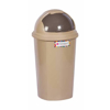 Picture of Dust Bin - Plastic - Contour - Round Swing Lid - 25L - Colour Options - Pack of 5 - LF-R025
