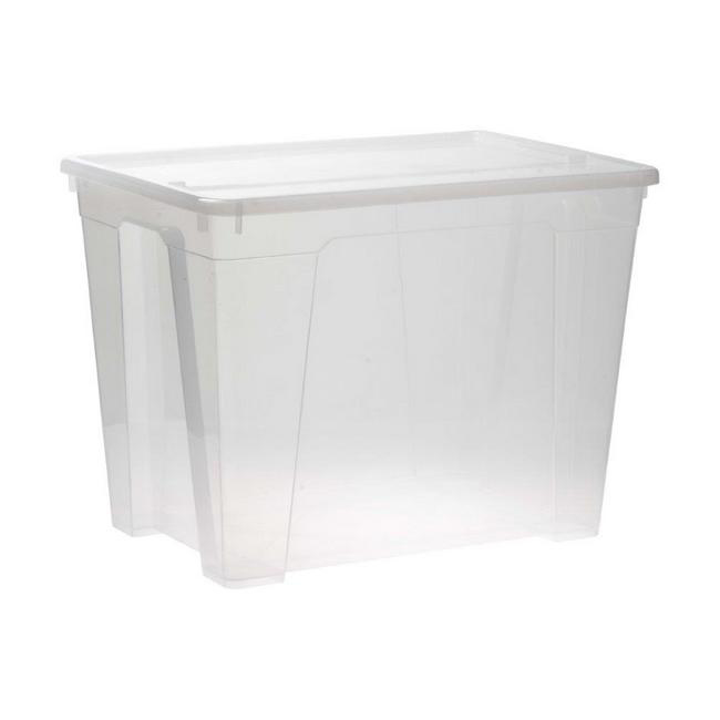 Picture of Storage Box - Plastic - 65L - Colour Options - Pack of 5 - SB-0065