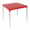 Picture of Plastic Table - Square - Chelsea - Colour Options - TL-CHST