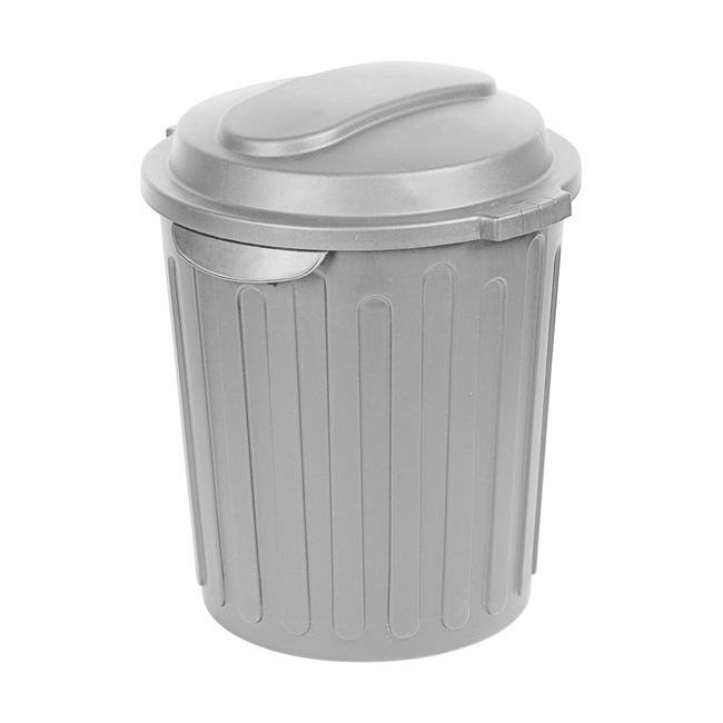 Picture of Dust Bin - Plastic - 60L - Colour Options - Pack of 5 - DB-0060